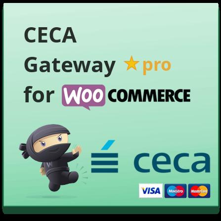 Pasarela de Ceca para WooCommerce