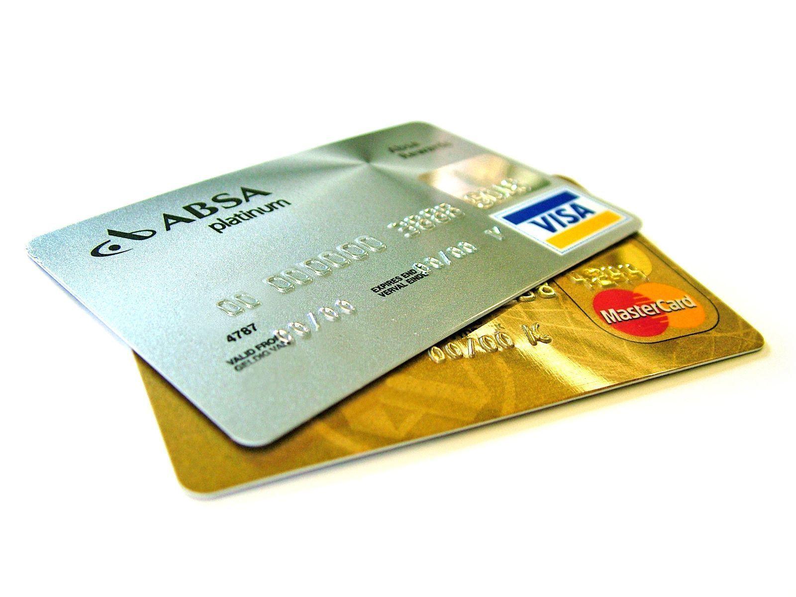 Tarjetas de crédito de prueba