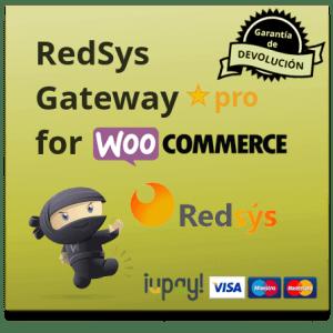Pasarela Redsys para WooCommerce