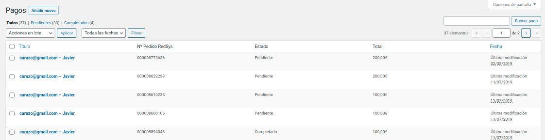 Listados-pagos-RedSys-para-Contact-Form-7.