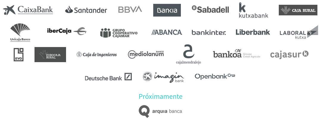 Qué bancos usan Bizum