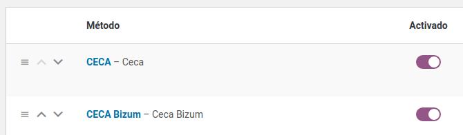 Activa Bizum como medio de pago en WooCommerce a través de Ceca
