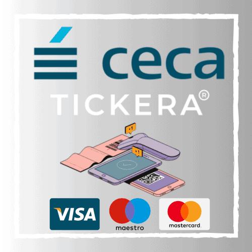 Ceca Gateway for Tickera