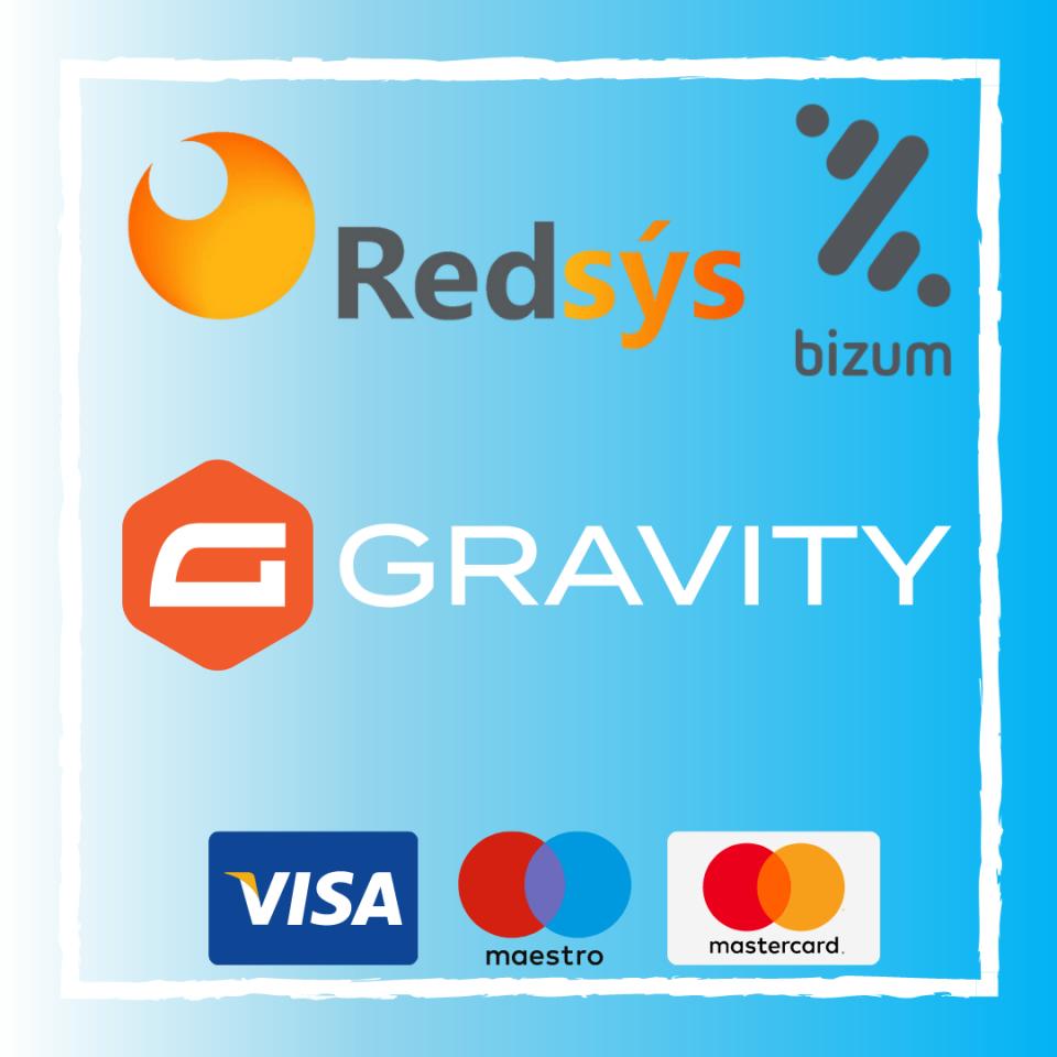 RedSys & Bizum Gateway for Gravity Forms